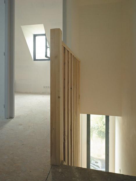 Rue Losserand by atelier 100architecture