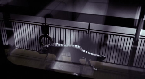 Fons Schiedon's music video for SBTRKT's track New Dorp. New York