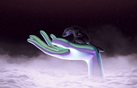 Fons Schiedon's music video for SBTRKT's track New Dorp. New York