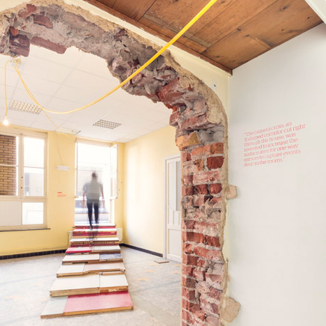 Joseph Grima explores changing ideas of domesticity for Biennale Interieur exhibition