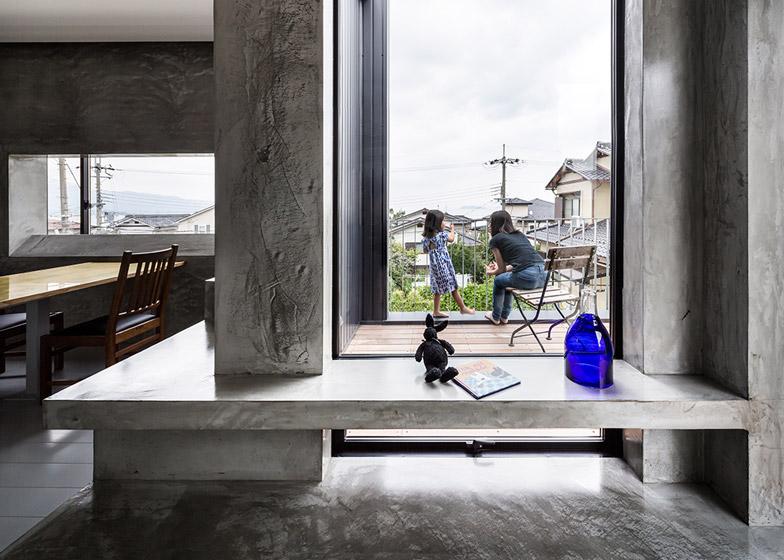 Windows At Kouichi Kimura 39 S Scape House Create A Hierarchy