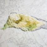 Studio Nienke Hoogvliet uses algae yarn to create Sea Me rug