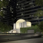Work starts on Calatrava-designed Greek Orthodox Church on World Trade Center site