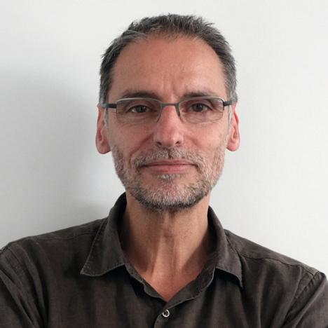 Steve Tompkins portrait