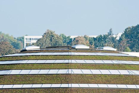 vStreet Dome skate park by Cebra