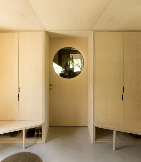 Studio and House in Prague by A1 Architects