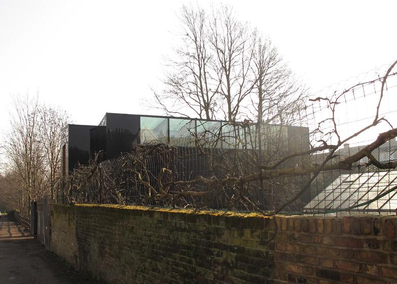 Sydenham house by Ian McChesney