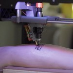 French designers hack a 3D printer to make a tattooing machine