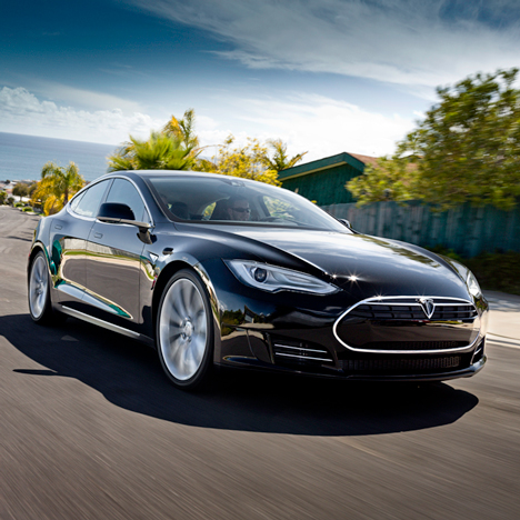 Tesla's Model SD driverless car