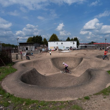 The Rom Skatepark awarded listed status