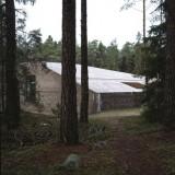 Johan Celsing's red-brick crematorium follows the terrain of Asplund's Woodland Cemetery