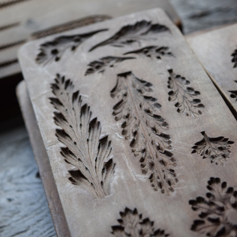 Traditional Wooden Moulds by AVM Tasha Marks, appearing at Galata Greek School – photo by Tasha Marks