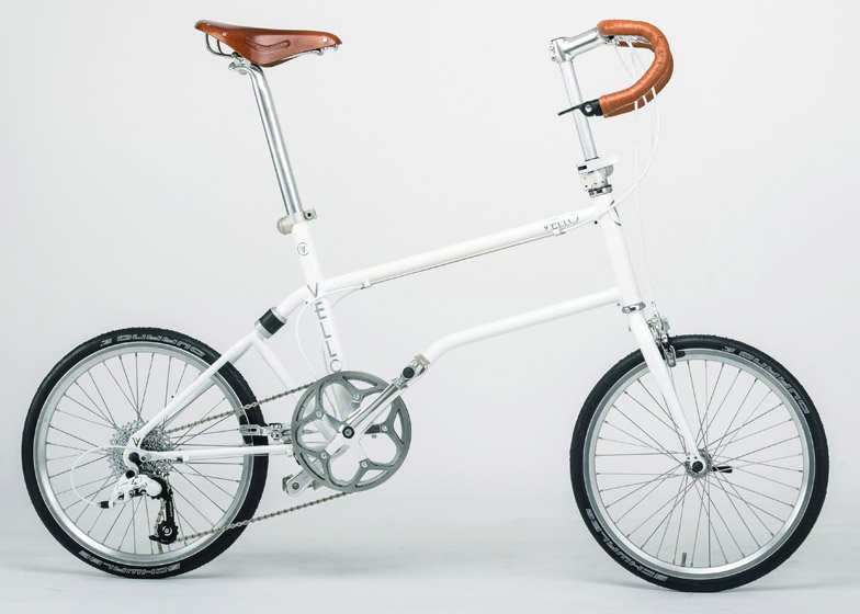 Vello bike by Valentin Vodev