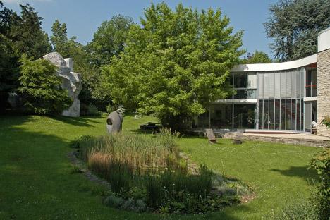 Villa André Bloc by André Bloc