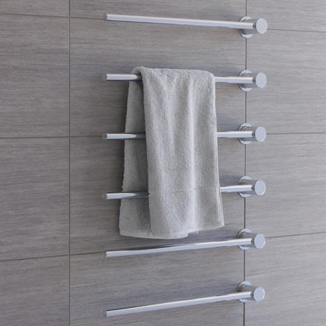 T39 towel heater by Aarhus Arkitekterne for Vola