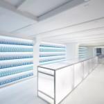 XML designs vitamin drinks shop for Amsterdam's Red Light District