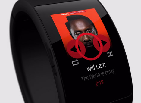 Will.i.am and Zaha Hadid Puls Smartwatch