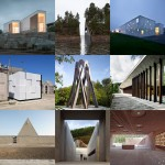 New Pinterest board: architecture for death