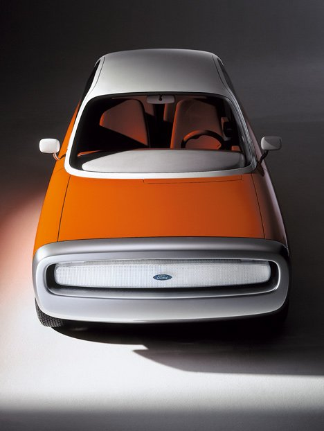 Ford 021c concept car designed by Marc Newson in 1999