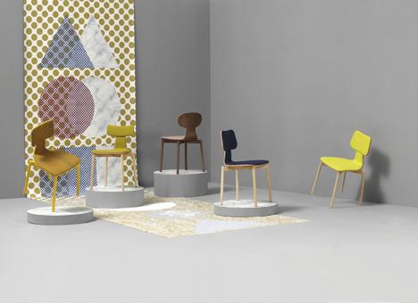 Silla40 chairs