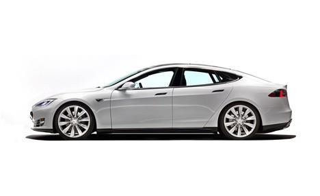 Tesla's Model SD driverless car