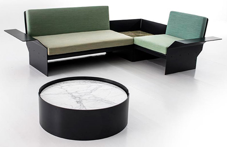 22nd Floor collection by Tord Boontje for Moroso