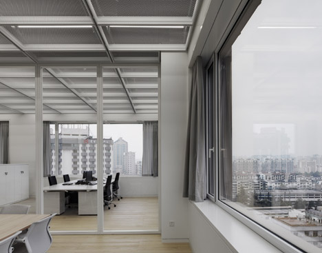 905 Moganshan Road by David Chipperfield