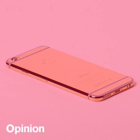 Alex Wiltshire on Feld & Volk and the phenomenon of luxury iPhone cases