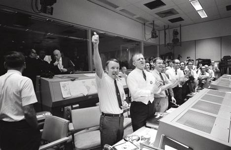 Apollo 13 control room