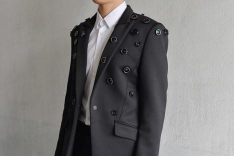 Aposematic Jacket by Shinseungback Kimyonghun