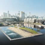 Melbourne floats proposal for artificial surf park