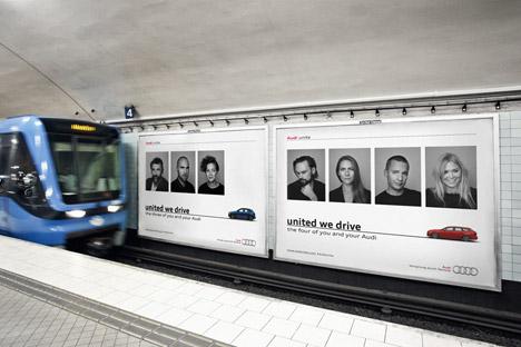 Audi Unite