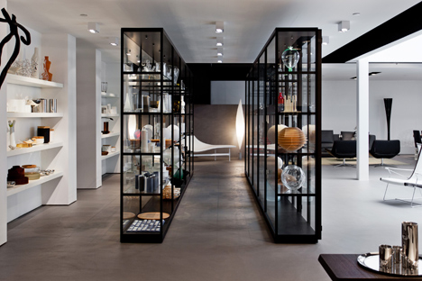 All Images: The New Luminaire Showroom In Coral Gables, Florida