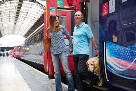Cities Unlocked by Microsoft, Guide Dogs, and Future Cities Catapult