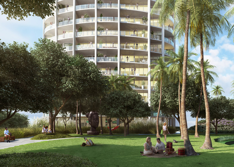 Cocunut Grove by OMA