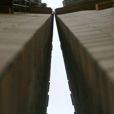 "Leaning Shanghai towers declared ""safe to live in"" by inspectors"