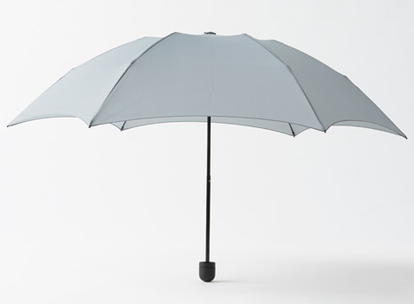 Cover-brella by Nendo