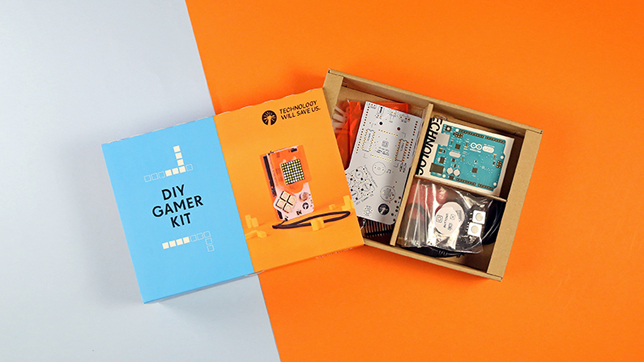 DIY Gamer Kit by Technology Will Save Us