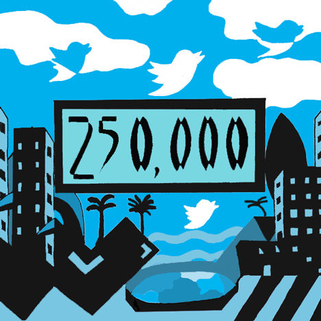 Dezeen-250000-twitter-followers