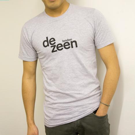 Dezeen T-shirt