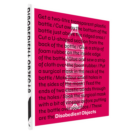 Disobedient Objects book