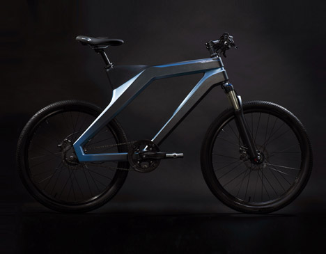 Dubike smart bicycle by Baidu