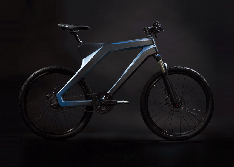 Dubike smart bicycle by Baidu