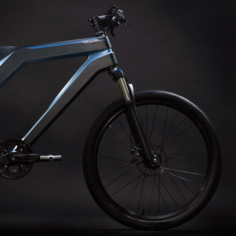 """Chinese Google"" Baidu designs a smart bike fitted with data-generating sensors"