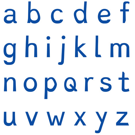 Christian Boer designs typeface for readers with dyslexia