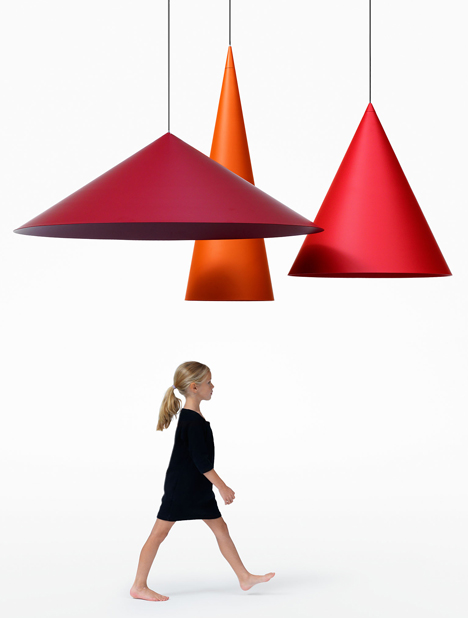 Extra Large pendants by Claesson Koivisto Rune and Wästberg