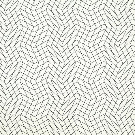 Filo 2 porcelain tile by Refin