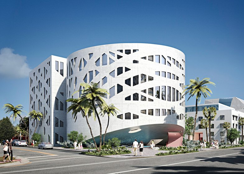 Faena Arts Centre by OMA