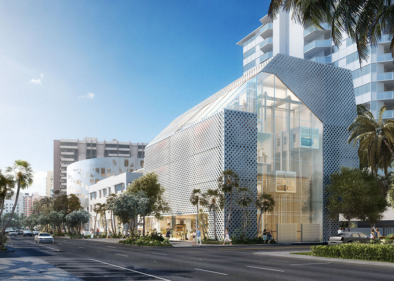 Faena Park development by OMA