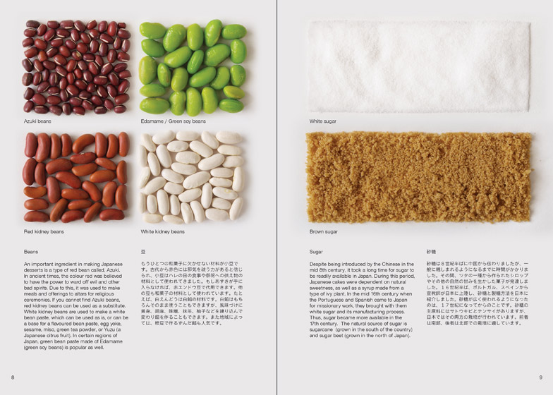Foreign Japanese Sweets by Moé Takemura